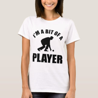 Cool Lawn bowling design T-Shirt