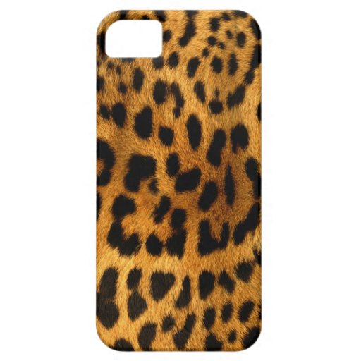 cool leopard skin effect iPhone 5 covers
