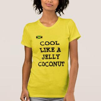 Cool Like A Jelly Coconut Jamaica T-shirt