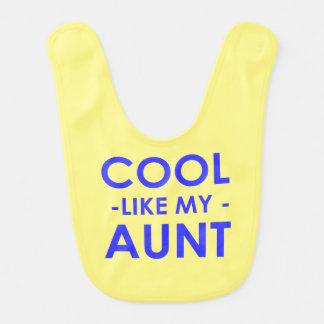 Cool, like my Aunt! Bibs