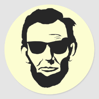 Cool Lincoln Stickers