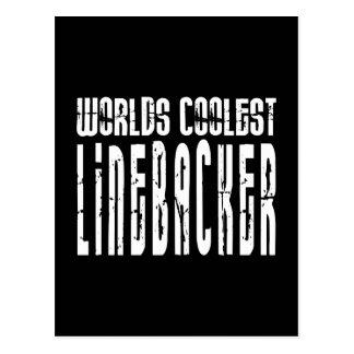 Cool Linebackers : Worlds Coolest Linebacker Postcard
