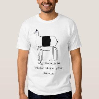 Cool llama tshirts