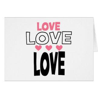 cool love designs card