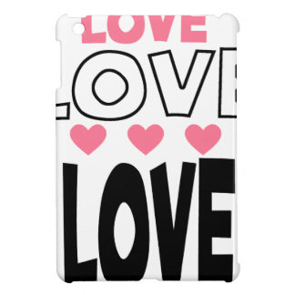 cool love designs cover for the iPad mini