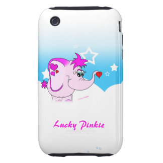 Cool Lucky Pinkie Thank You iPhone 3 Case