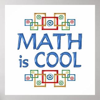 Cool Math Poster