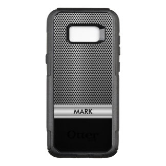 Cool Men's Name Drop OtterBox Commuter Samsung Galaxy S8+ Case