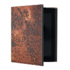 Cool Men's Rusty Looking iPad Case