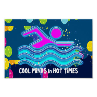 COOL MINDS in HOT TIMES Poster