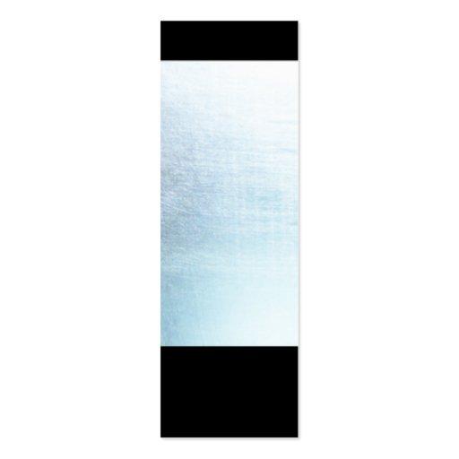 Cool Minimalistic Zen Business Card