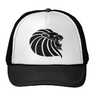 Cool MMA Lion tribal style tatto Trucker Hats