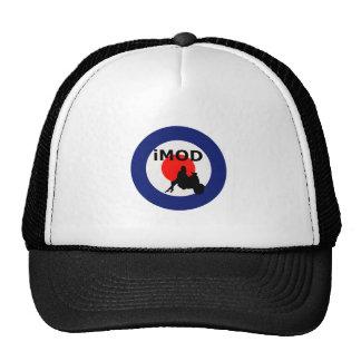 Cool mod mesh hats