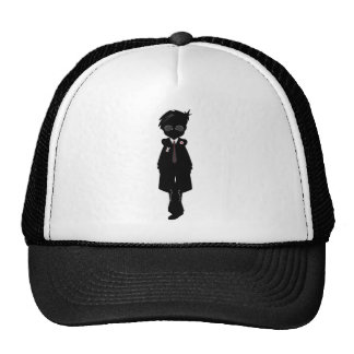 Cool Mod in Silhouette Cap