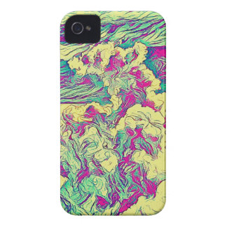 Cool Modern Artistic Abstract Cloud Formaion iPhone 4 Case-Mate Cases