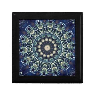 Cool Modern Artistic Lacey Mandala Gift Box