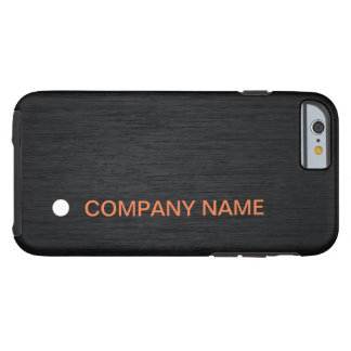 Cool Modern Business Design Tough iPhone 6 Case