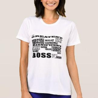 Cool Modern Fun Bosses Greatest Boss Shirts