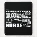 Cool Modern Fun Nurses : Greatest Nurse World Ever
