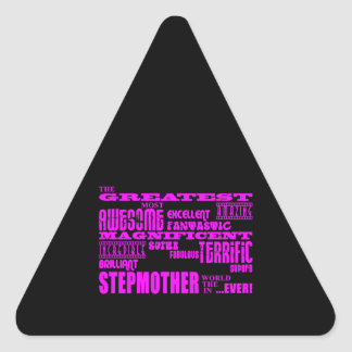 Cool Modern Fun Stepmothers Greatest Stepmother Stickers
