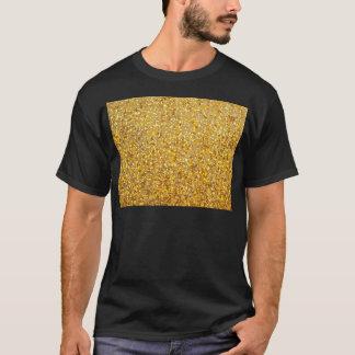 COOL MODERN GOLD WITH GLITTER T-Shirt