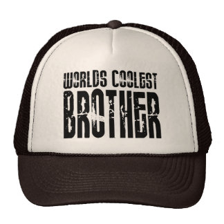 Cool Modern Urban Brothers  Worlds Coolest Brother Cap