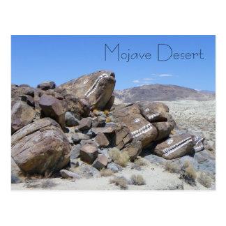Cool Mojave Desert Postcard! Postcard