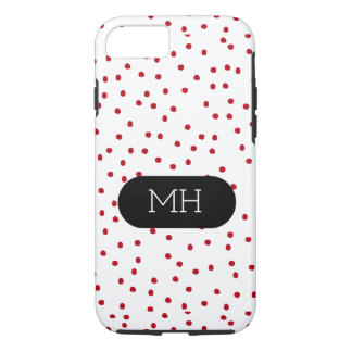 Cool Monogram Design iPhone 8/7 Case