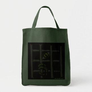 Cool monster bag design