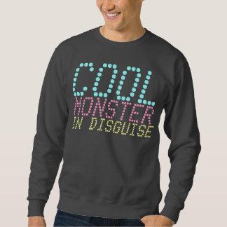 cool monster sweatshirt