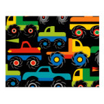 Cool Monsters Trucks Transportation Gifts for Boys