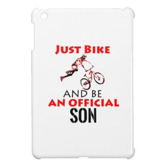 cool monthain bike  design iPad mini cover