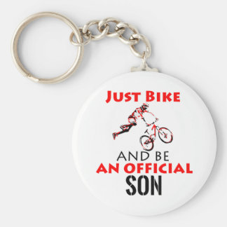 cool monthain bike  design key ring