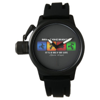 Cool Motocross It Is A Way Of Life Watch