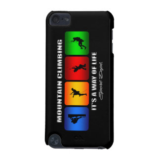 Cool Mountain Climbing It Is A Way Of Life iPod Touch 5G Covers