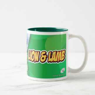 Cool mugs Lion and the Lamb
