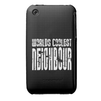 Cool Neighbours Worlds Coolest Neighbour iPhone 3 Cases
