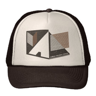 Cool New lines of  Pyramid Vintage Graphic Hats