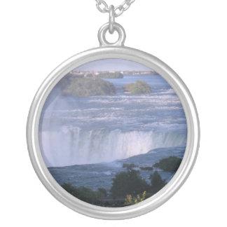 COOL Niagara Falls Round Pendant Necklace