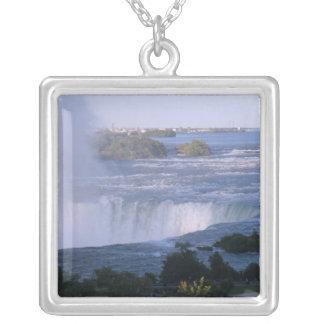 COOL Niagara Falls Square Pendant Necklace