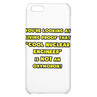 Cool Nuclear Engineer Is NOT an Oxymoron Case For iPhone 5C
