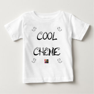 COOL OAK - Word games - François City Baby T-Shirt