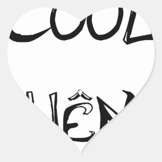 COOL OAK - Word games - François City Heart Sticker