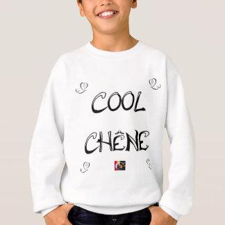 COOL OAK - Word games - François City Sweatshirt