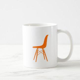 Cool objects eames chair coffee mug