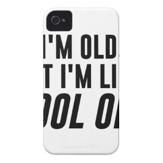 Cool Old iPhone 4 Cover