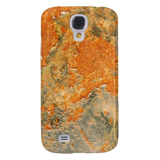 Cool Old Rusted Iron Metal Galaxy S4 Cases