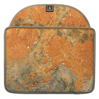 Cool Old Rusted Iron Metal Sleeves For MacBooks