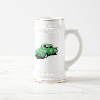 Cool Old Truck Beer Stein