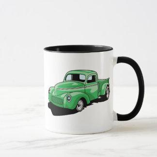 Cool Old Truck Mug